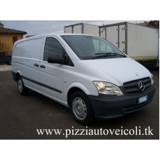 MERCEDES BENZ VITO LONG GARANTITO