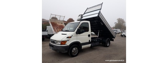 IVECO DAILY 35C12 RIBALTABILE